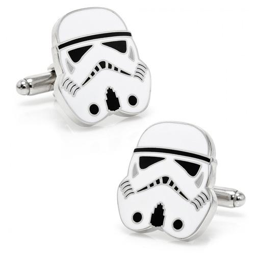 Black and White Stormtrooper Cufflinks