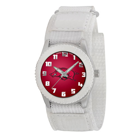 University of Arkansas Rookie White Watch