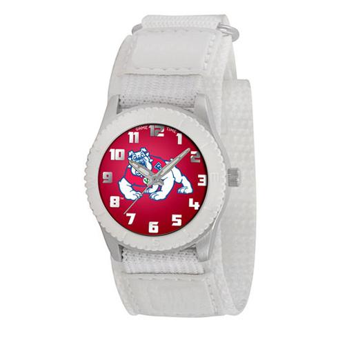 Fresno State University Rookie White Watch