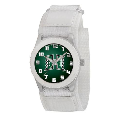 University of Hawaii Rookie White Watch