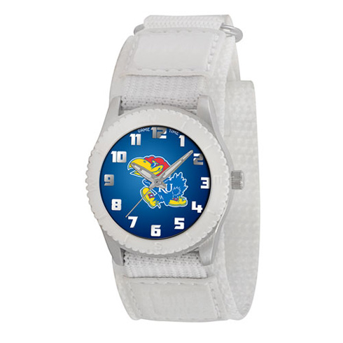 University of Kansas Rookie White Watch