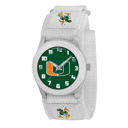 University of Miami Rookie White Watch