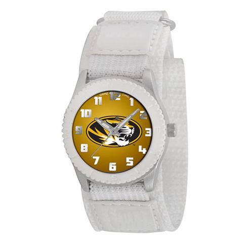 University of Missouri Rookie White Watch
