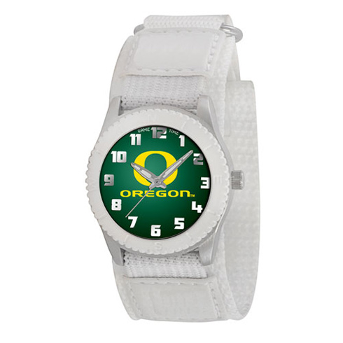 University of Oregon Rookie White Watch