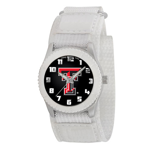Texas Tech University Rookie White Watch