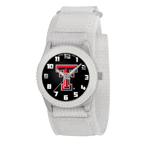 Texas Tech University Rookie White Watch