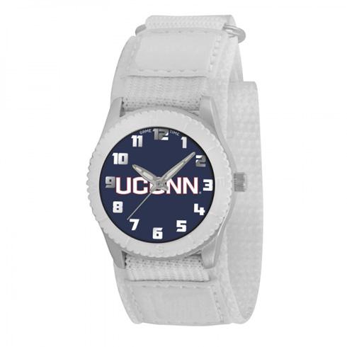 UCONN Rookie White Watch