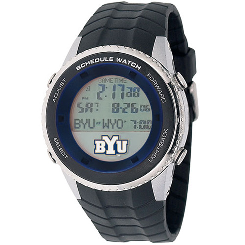 Brigham Young University Schedule Watch