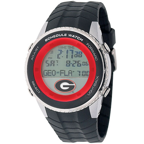 University of Georgia Schedule Watch