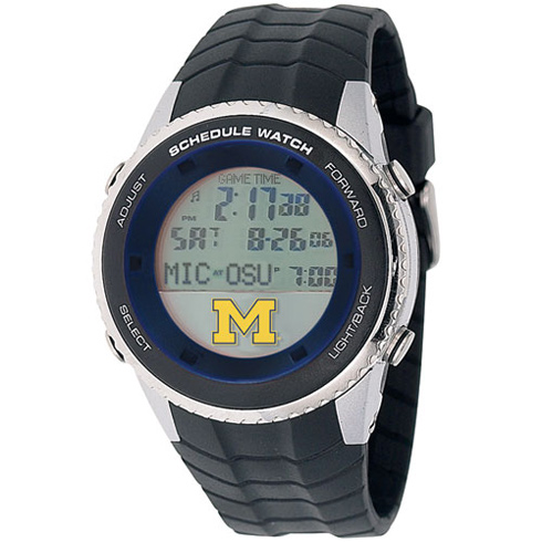 University of Michigan Schedule Watch