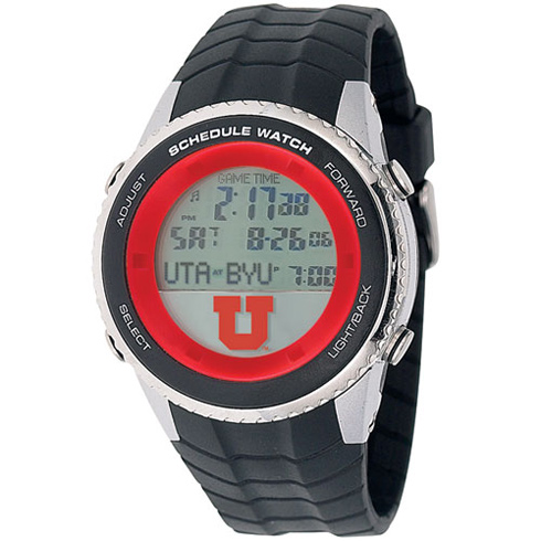 University of Utah Schedule Watch