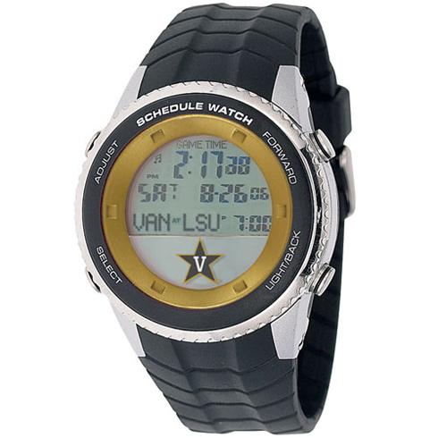 Vanderbilt University Schedule Watch
