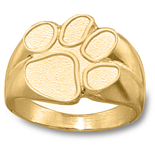 Clemson Tigers Men's Ring - 14k