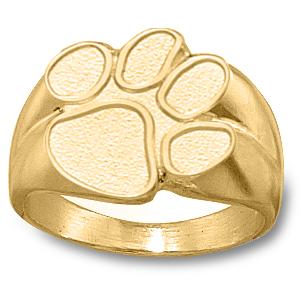 Clemson Tigers Men's Ring - 10k