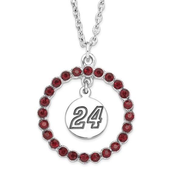 18in Jeff Gordon Spirit Necklace