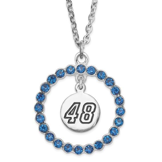 18in Jimmie Johnson Spirit Necklace