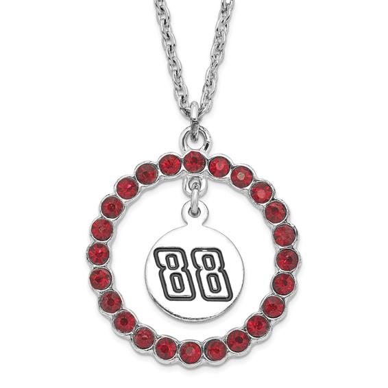 18in Dale Earnhardt Jr. 88 Spirit Necklace