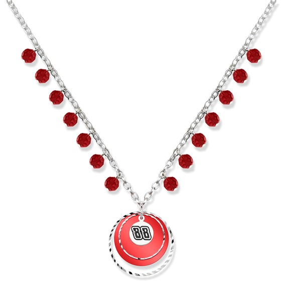 Dale Jr. Game Day Necklace