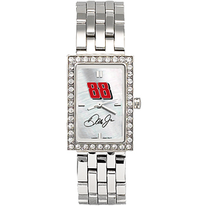 Dale Earnhardt Jr. #88 Allure Watch Stainless Steel Bracelet