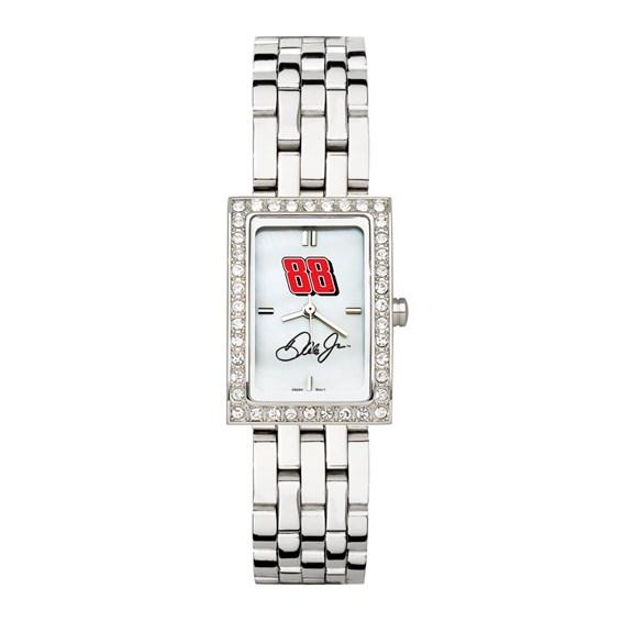 Dale Earnhardt Jr. #88 Allure Watch Stainless Steel Bracelet
