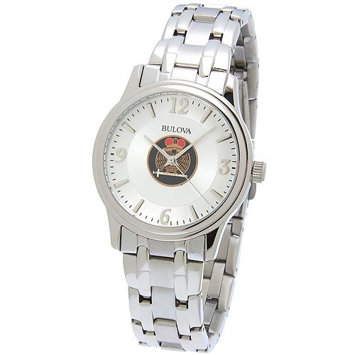 38mm Bulova Scottish Rite Watch with Sport Steel Bracelet