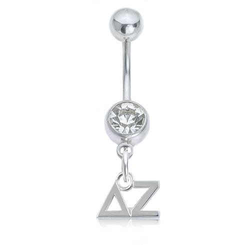 Delta Zeta Button Ring