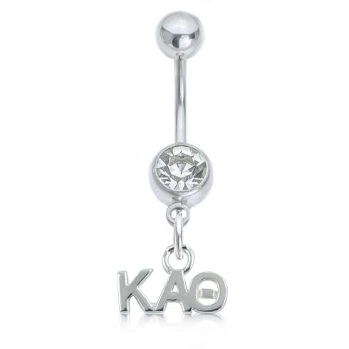 Kappa Alpha Theta Button Ring