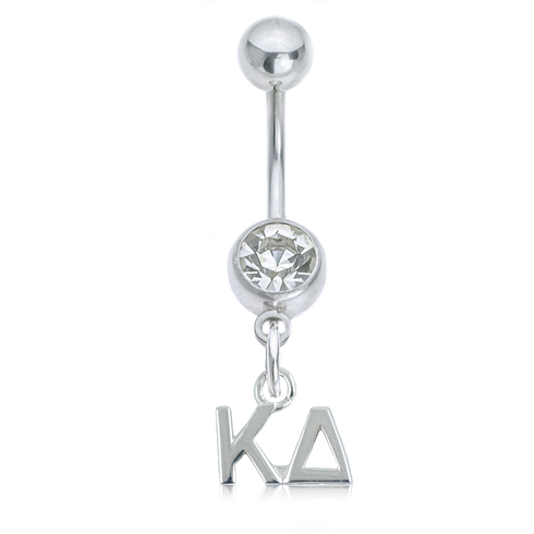 Kappa Delta Button Ring