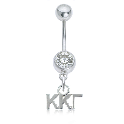 Kappa Kappa Gamma Button Ring