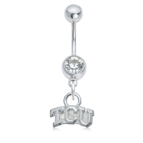 TCU Belly Button Ring