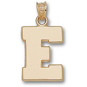 Eastern Kentucky Colonels 3/4in 10k E Pendant