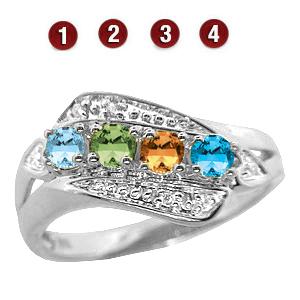 Enchanting Mother's Ring
