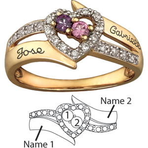 Enchantment Promise Ring