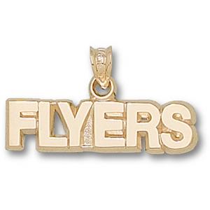 Philadelphia Flyers 1/4in 10k Team Pendant