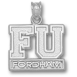 Fordham 1/2in Pendant Sterling Silver