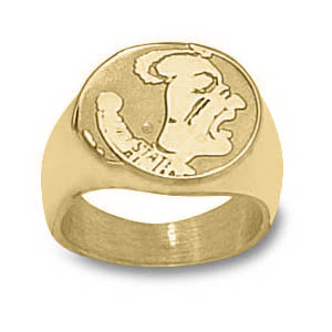 Florida State Seminoles 10k Men's Ring