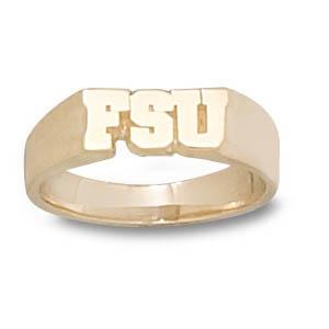 FSU Seminoles Ladies' 10k Ring