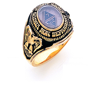 Scottish Rite Ring - 14k Gold