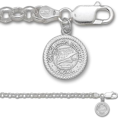 George Mason 7 1/2in Bracelet Sterling Silver