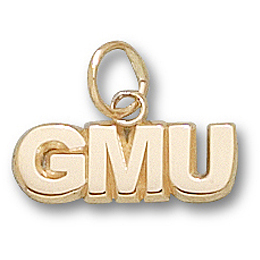 GMU 3/16in Pendant 14kt Yellow Gold