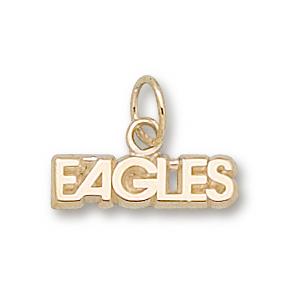 Georgia Southern Eagles 1/8in 14k Charm