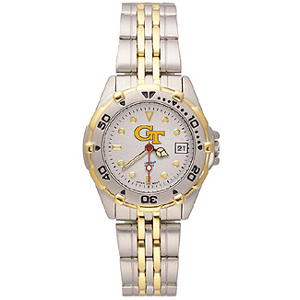 Georgia Tech University Ladies' All Star Watch