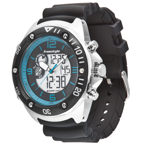 Freestyle FS84945 Precision 2.0 Black Blue Watch