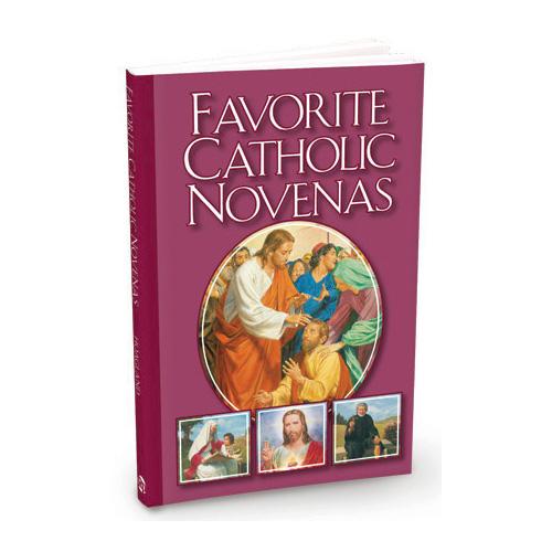 Favorite Catholic Novenas Book