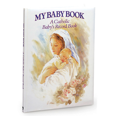 My Baby Book, A Catholic Baby's Record Book