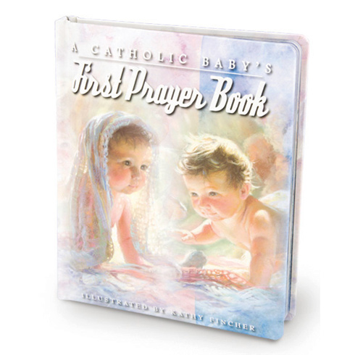 A Catholic Baby's First Prayer Book