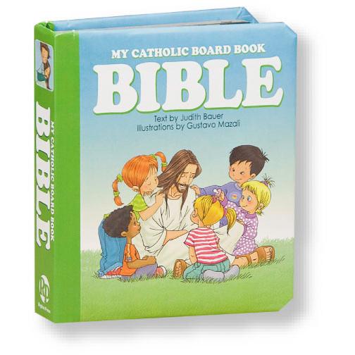 My Catholic Board Book Bible