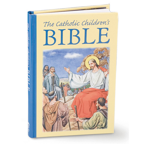 The Catholic Children's Bible Hardcover