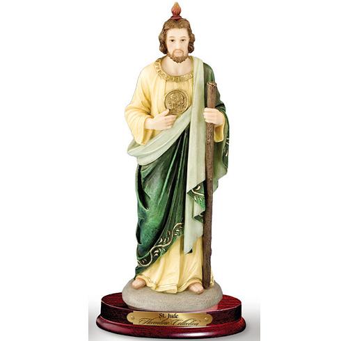 Saint Jude 12in Florentine Collection Statue