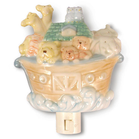 Noah's Ark 5 inch Night Light